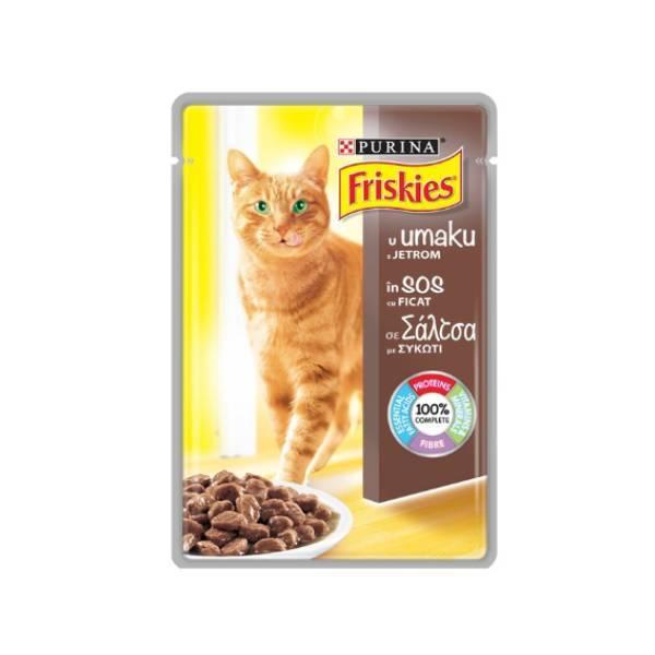 PURINA FRISKIES Cat Sos Liver
