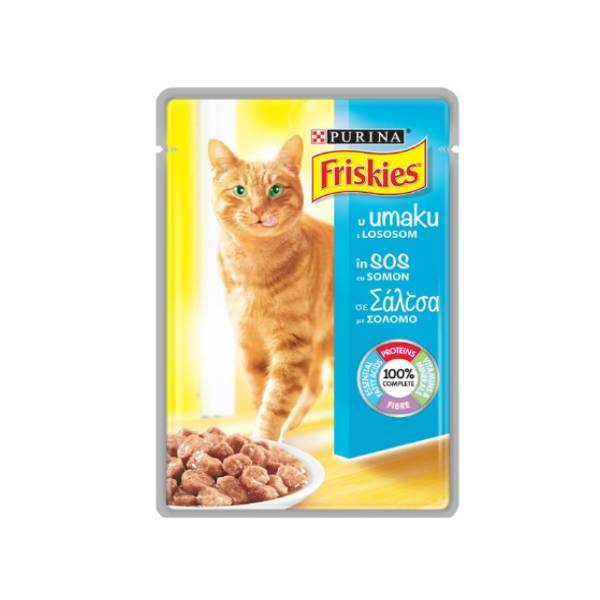 PURINA FRISKIES Cat Sos Salmon