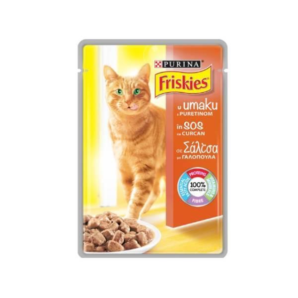 PURINA FRISKIES Cat Sos Turkey