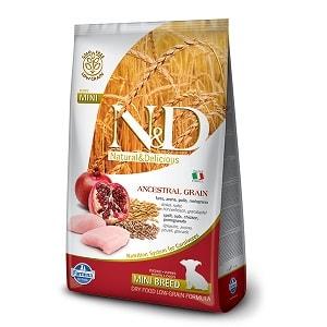 N&D LG Puppy Chicken & Pomegranate Mini