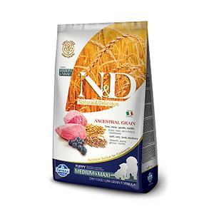 N&D LG Lamb& Blueberry Medium & Maxi
