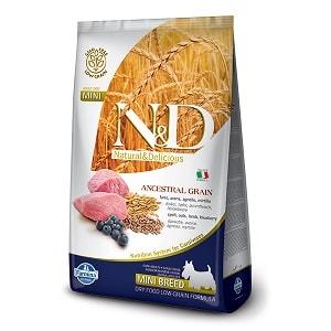 N&D LG Mini Lamb & Blueberry