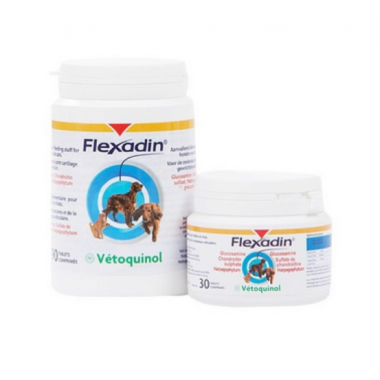 VETOQUINOL Flexadin 30 tableta