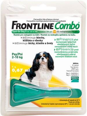 FRONTLINE Combo S (2 - 10 kg)