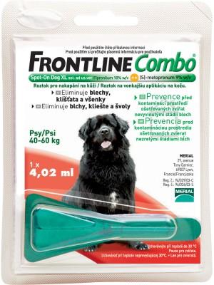 FRONTLINE XL Combo (40 - 60kg)
