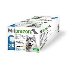 MILPRAZON 2,5 mg/ 25 mg