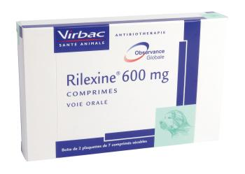VIRBAC Rilexine 600